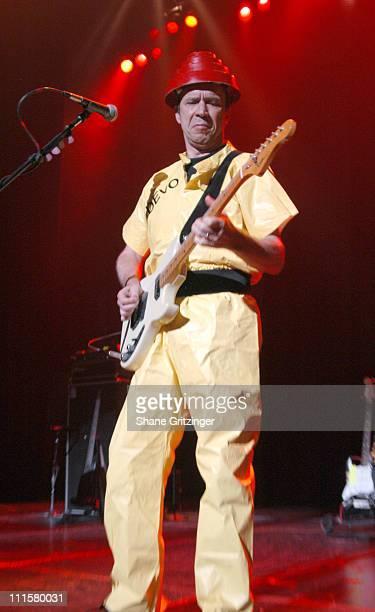 Devo during Devo in Concert at the Hammerstein Ballroom in New York City - August 10, 2005 at Hammerstein Ballroom in New York City, New York, United...