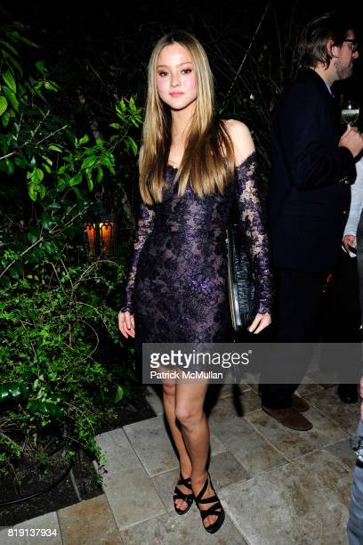 Devon Aoki attend NICOLAS BERGGRUEN's 2010 Annual Party at the Chateau Marmont on March 3 2010 in West Hollywood California