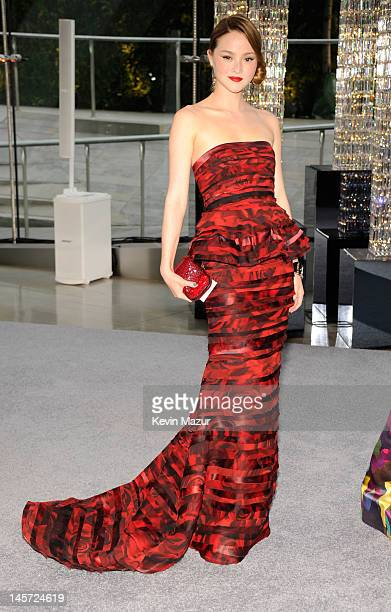 Devon Aoki attends 2012 CFDA Fashion Awards at Alice Tully Hall on June 4 2012 in New York City
