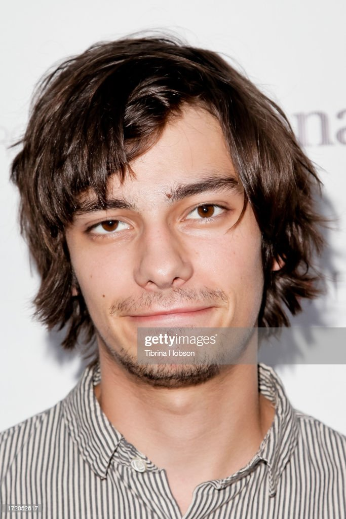 Devon Bostick attends the 2013 Canada Day in LA party at Wokano restaurant on June 30, 2013 in Santa Monica, California.