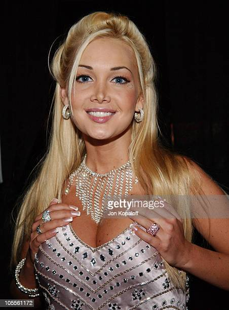 Devon during 2005 AVN Awards Arrivals and Backstage at The Venetian Hotel in Las Vegas Nevada United States