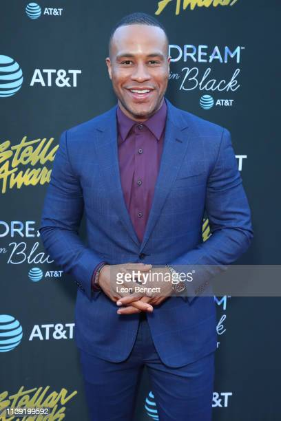 DeVon Franklin attends the 34th annual Stellar Gospel Music Awards at the Orleans Arena on March 29 2019 in Las Vegas Nevada