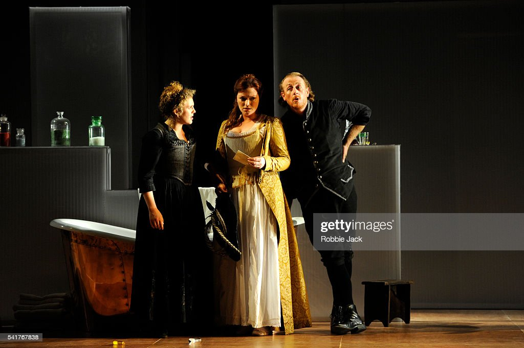 Uk Mozarts Opera The Marriage Of Figaro In London Pictures Getty Images   Kate  Valentine