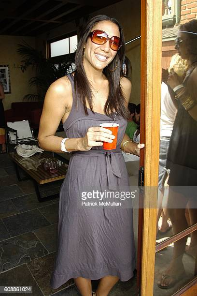 Devon Hansen attends Young Fabulous & Broke Private Launch Party of Heidi Cornell's newest 2008 Resort Collection at LG Malibu House on August 19,...