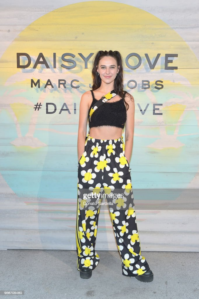 Marc Jacobs Fragrances Celebrates the Launch of DAISY LOVE : News Photo