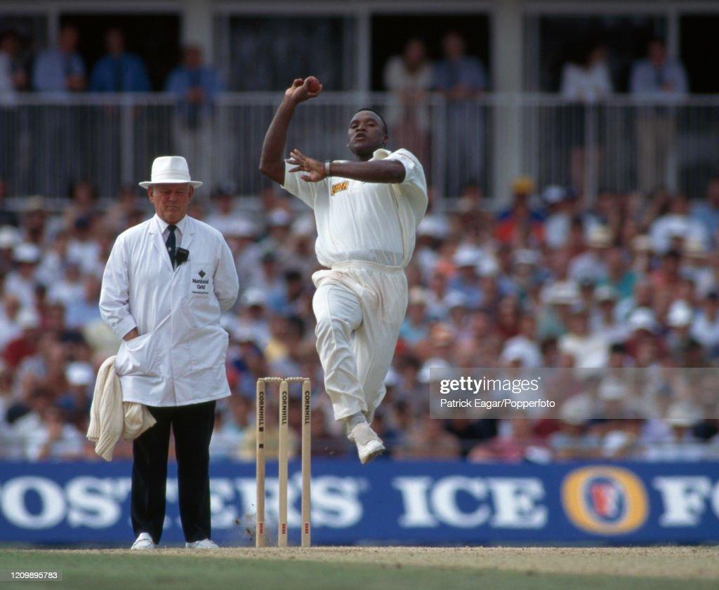3rd Test Match - England v South Africa : News Photo