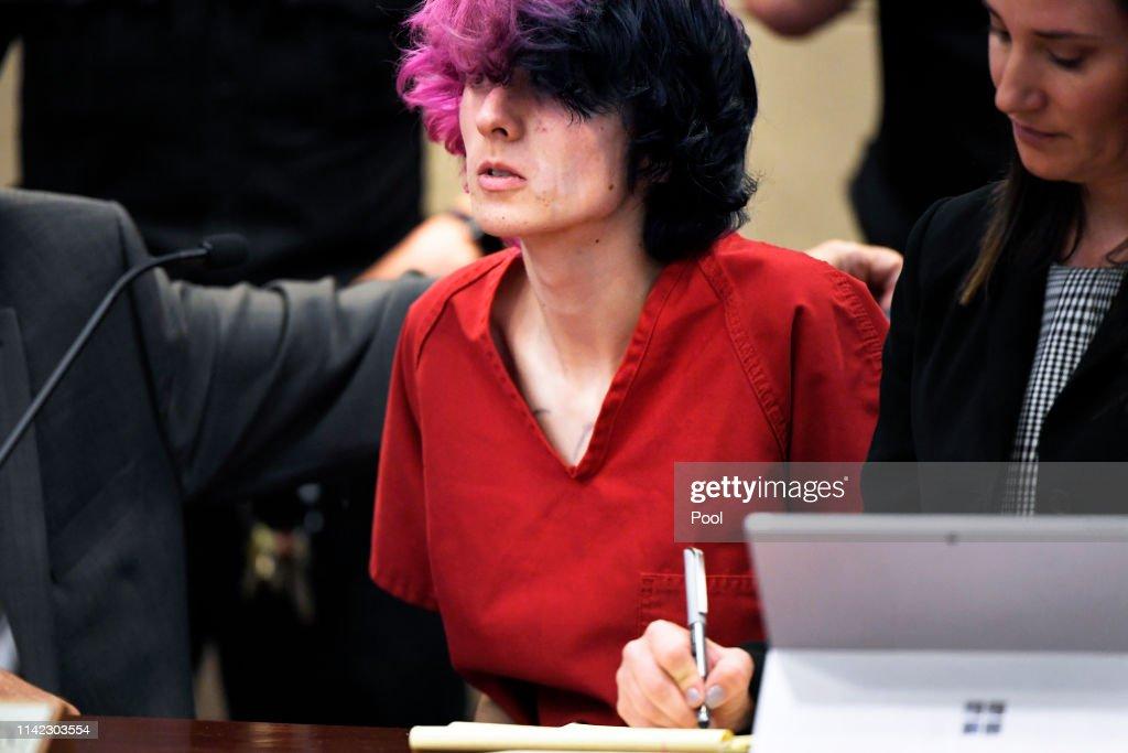 Accused STEM School Shooter Devon Michael Erickson Appears In Court : News Photo