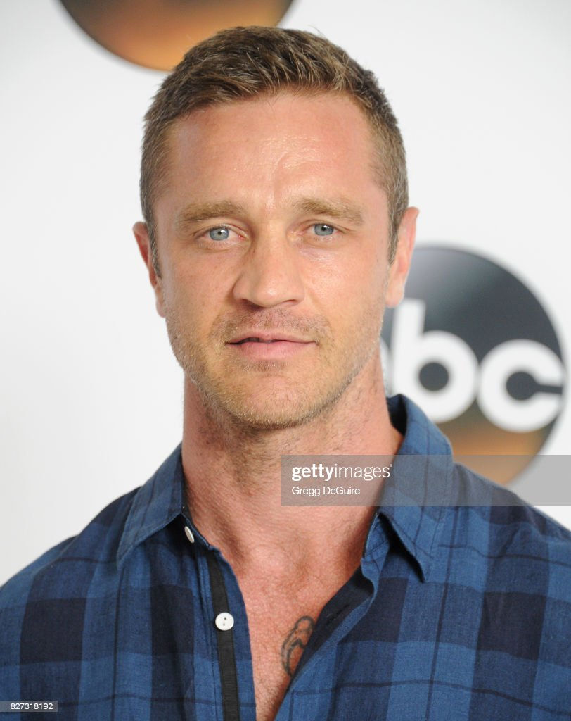 Devon Sawa arrives at the 2017 Summer TCA Tour - Disney ABC Television Group at The Beverly Hilton Hotel on August 6, 2017 in Beverly Hills, California.