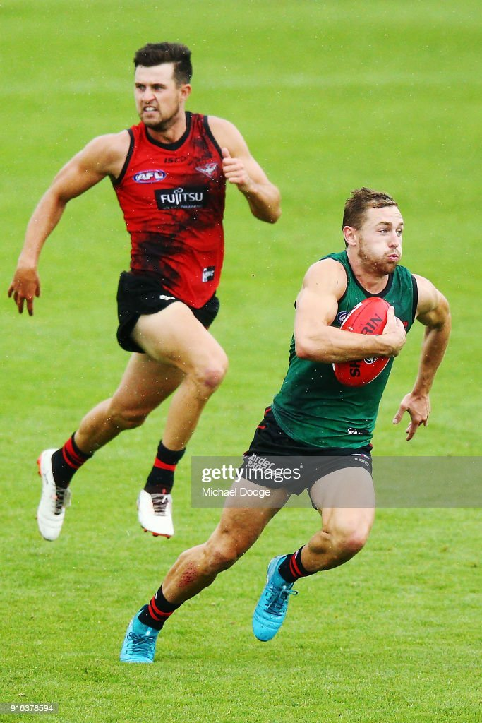 Essendon Bombers Intra-Club Match