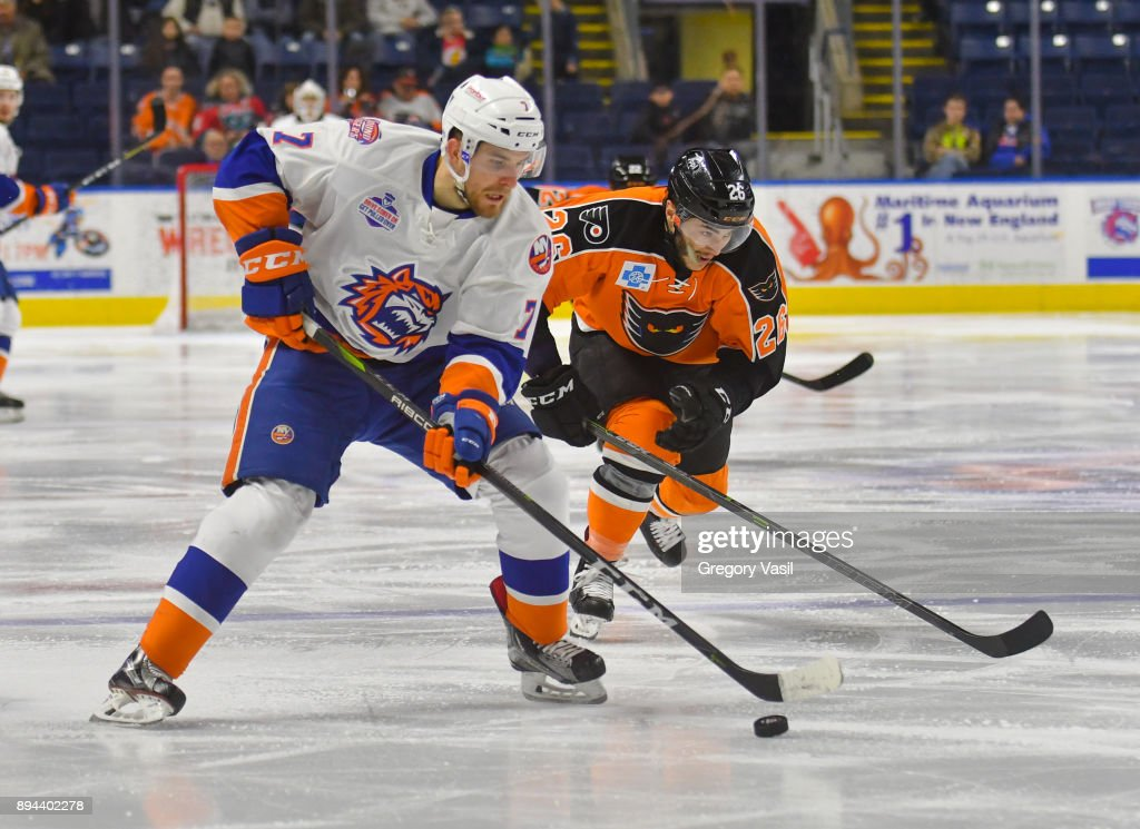 Lehigh Valley Phantoms v Bridgeport Sound Tigers