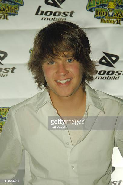 Devon Werkheiser during Boost Mobile Charity Poker Night and Dinner September 17 2006 at The Montage in Laguna Beach California United States