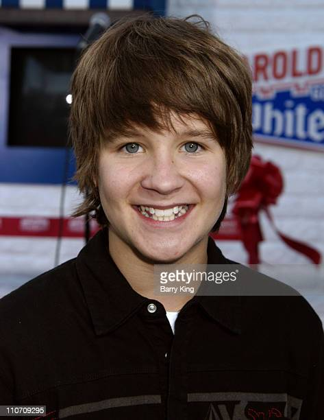 Devon Werkheiser during 'Harold Kumar Go to White Castle' Photocall at Sunset Strip in West Hollywood California United States