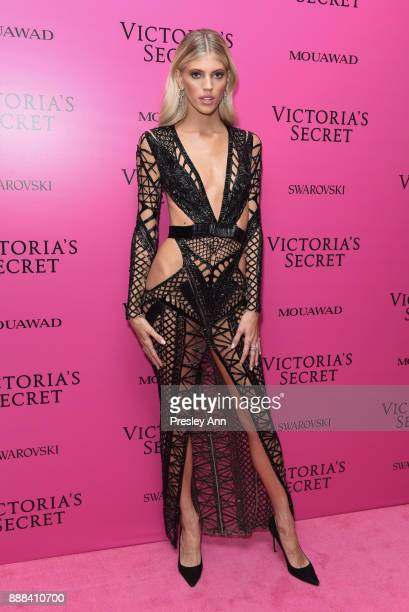 Devon Windsor attends 2017 Victoria's Secret Fashion Show In Shanghai After Party at MercedesBenz Arena on November 20 2017 in Shanghai China