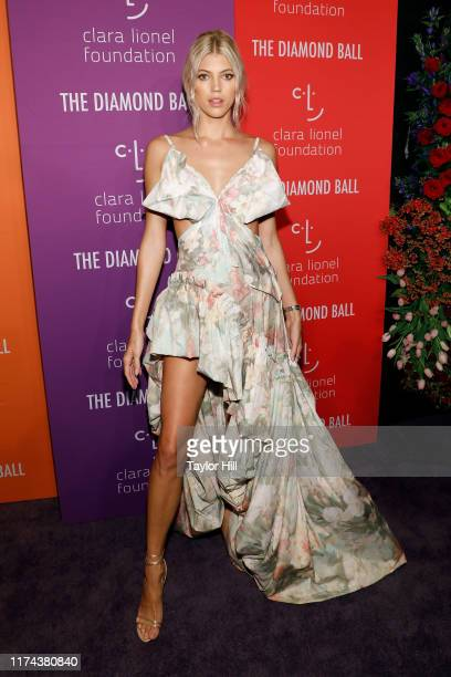 Devon Windsor attends the 5th Annual Diamond Ball benefiting the Clara Lionel Foundation at Cipriani Wall Street on September 12 2019 in New York City