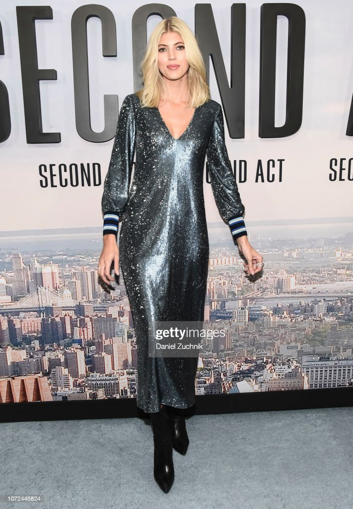 """""""Second Act"""" World Premiere : News Photo"""