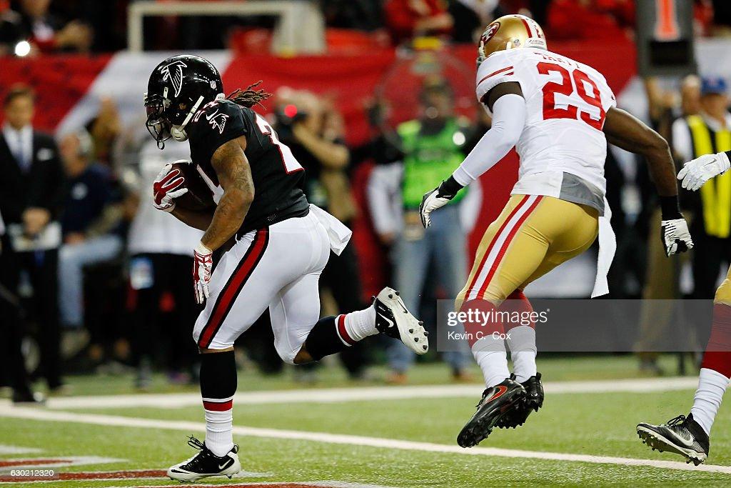 Devonta Freeman Falcons Touchdown
