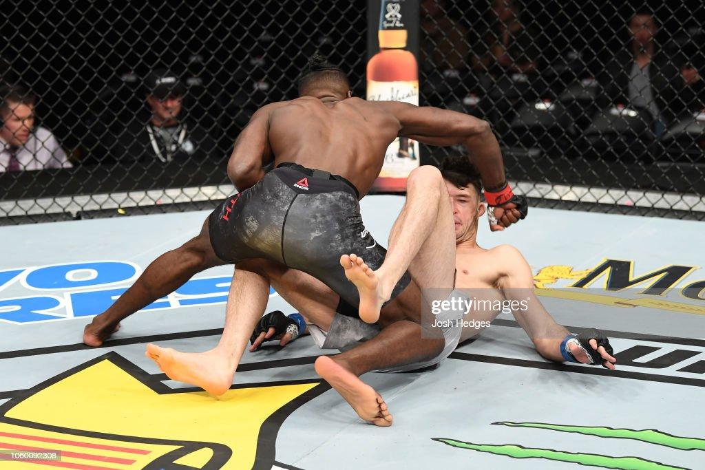 UFC Fight Night: Smith v Erosa : News Photo