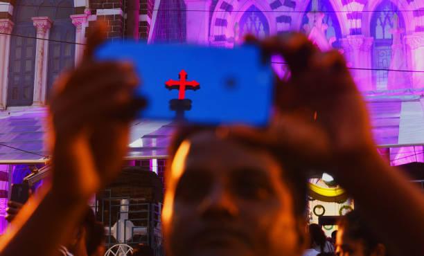IND: Mount Mary Fair At Bandra