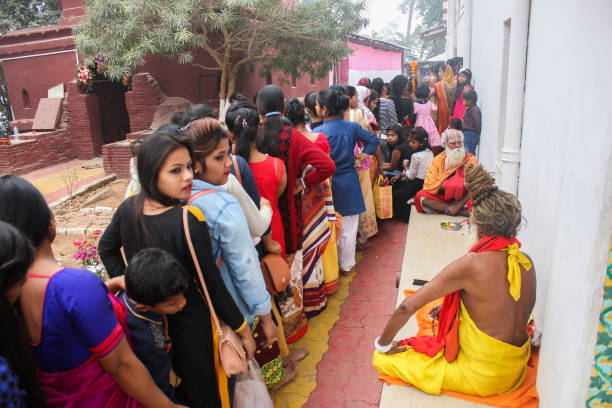 devotees throng to umananda devaloi in the occasion of shiva