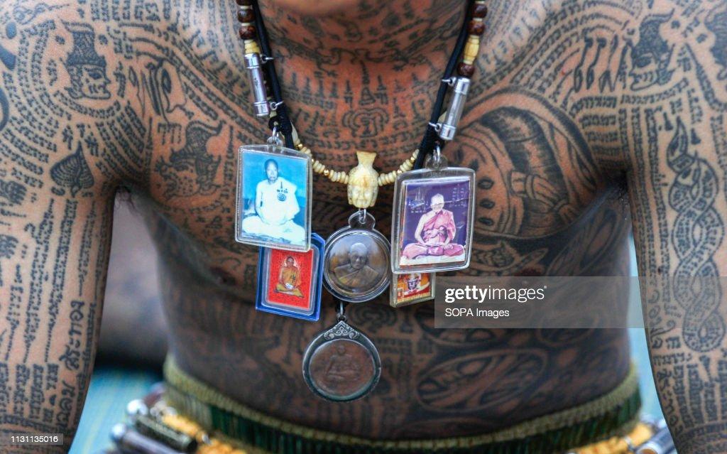 THA: Bangkok's Annual Tattoo Festival