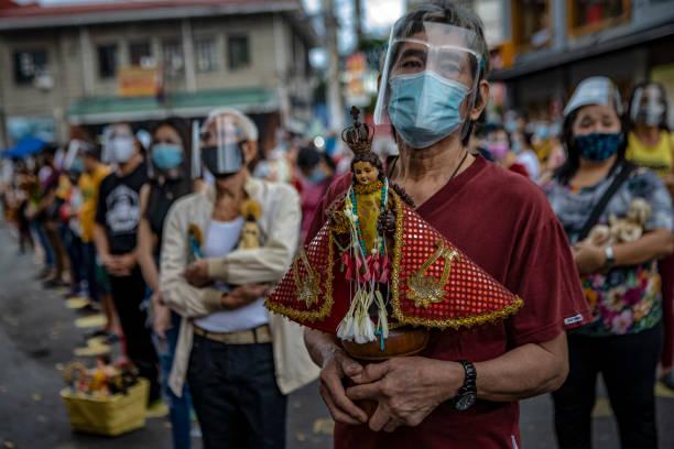 PHL: Manila Celebrates Feast Of Santo Nino Under Social Distancing Rules