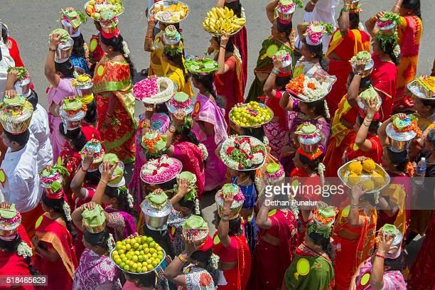 Devotional procession