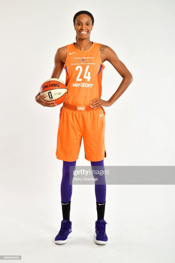 2018 WNBA Team Media Days