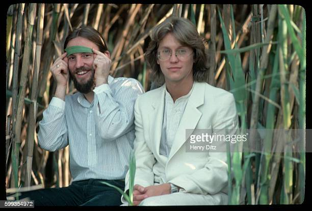 Dewey Bynnell and Gerry Beckley of America