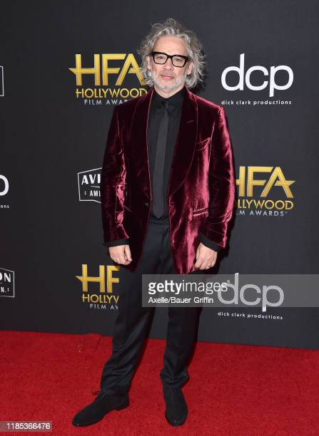 Dexter Fletcher attends the 23rd Annual Hollywood Film Awards at The Beverly Hilton Hotel on November 03 2019 in Beverly Hills California