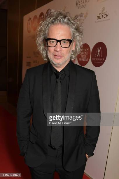 Dexter Fletcher attends The 40th London Film Critics' Circle Award at The May Fair Hotel on January 30, 2020 in London, England.