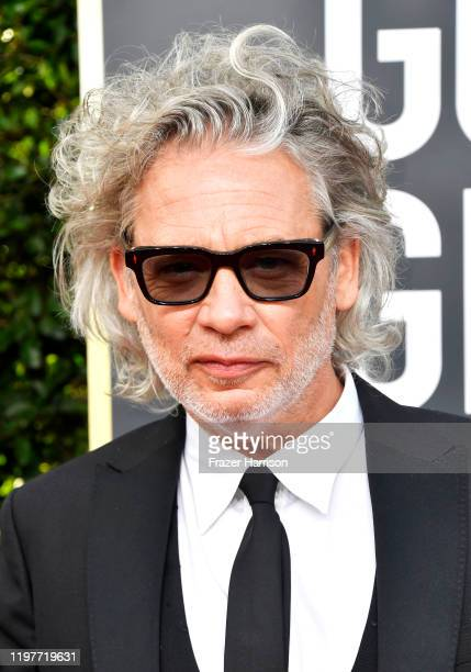 Dexter Fletcher attends the 77th Annual Golden Globe Awards at The Beverly Hilton Hotel on January 05, 2020 in Beverly Hills, California.