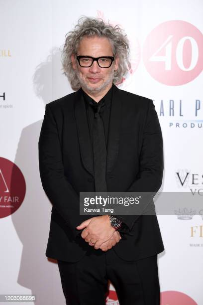 Dexter Fletcher attends the London Critics' Circle Film Awards 2020 at The May Fair Hotel on January 30, 2020 in London, England.