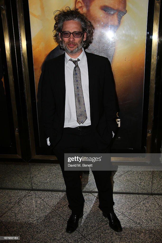 Dexter Fletcher attends the UK Premiere of 'Star Trek Into