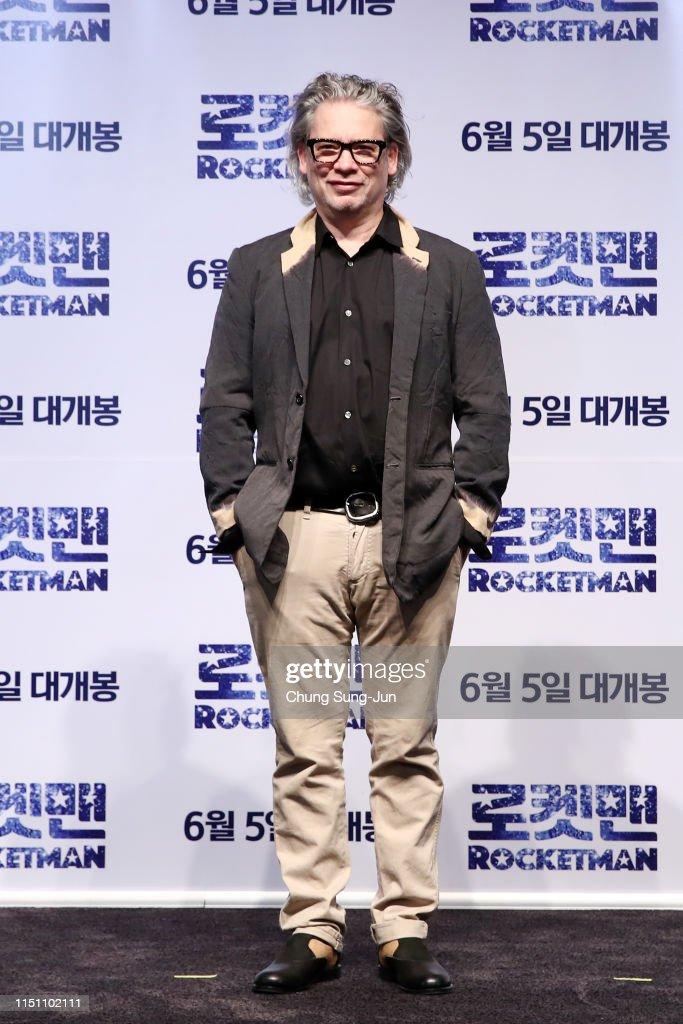 KOR: 'Rocketman' South Korea Premiere - Press Conference/Photo Call