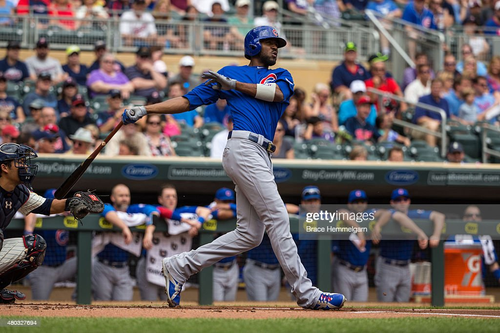 Chicago Cubs v Minnesota Twins : News Photo