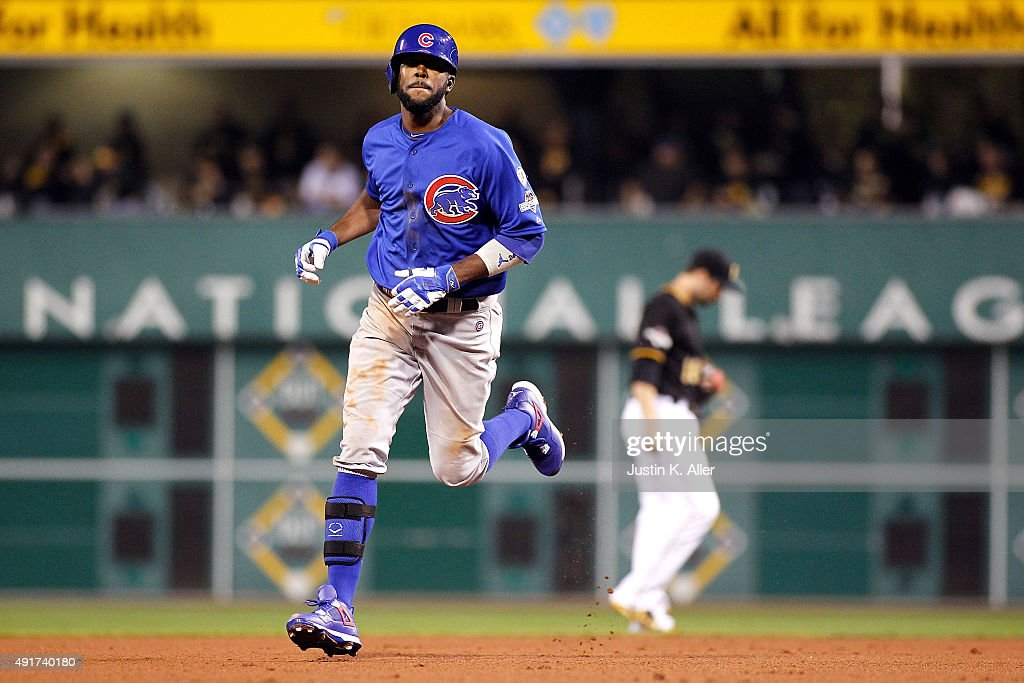 Wild Card Game - Chicago Cubs v Pittsburgh Pirates : News Photo