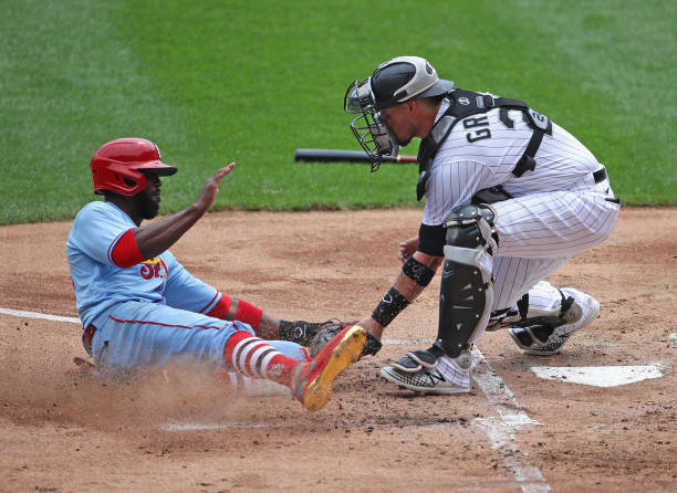 IL: St Louis Cardinals  v Chicago White Sox - Game One