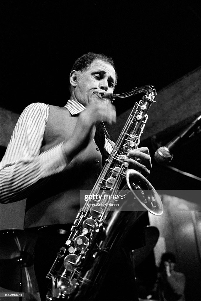 Dexter Gordon In Amsterdam
