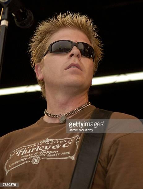 Dexter Holland of The Offspring
