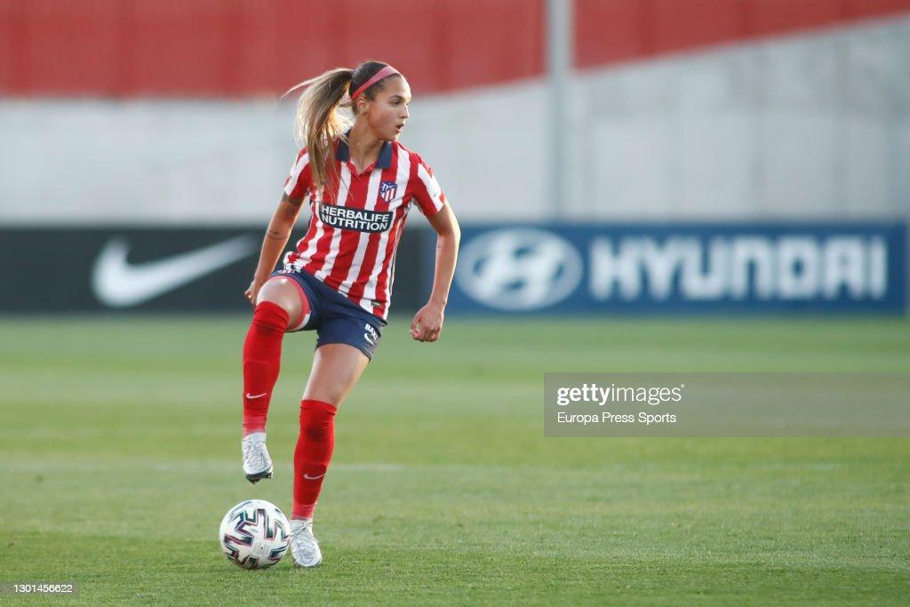 Atletico De Madrid V Santa Teresa - Primera Division Femenina : News Photo
