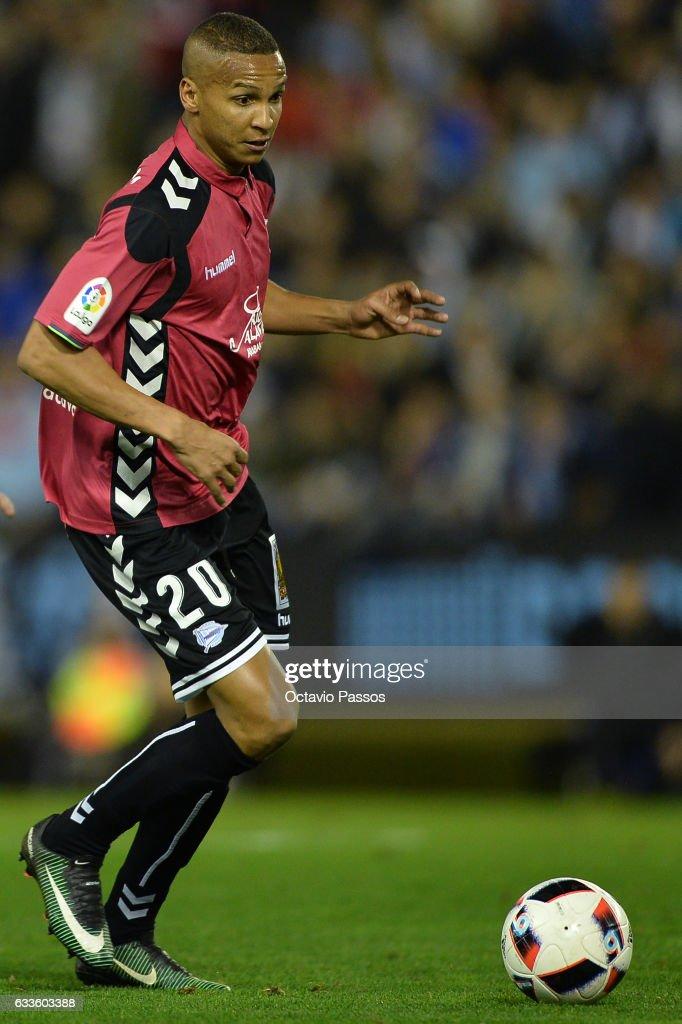 Celta Vigo v Alaves - Copa Del Rey Semi-final: First Leg