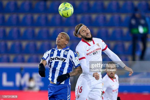 3 032 Deportivo Alaves V Sevilla La Liga Photos And Premium High Res Pictures Getty Images