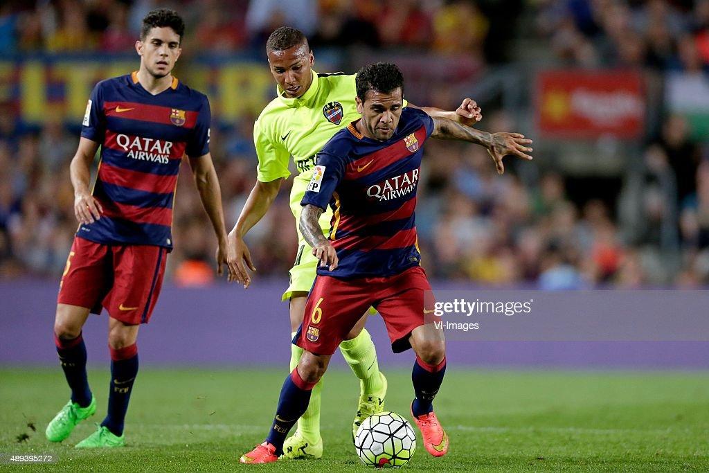 "Primera Division - ""FC Barcelona v Levante UD"" : News Photo"