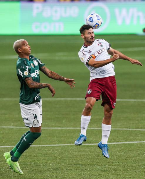 BRA: Palmeiras v Fluminense - Brasileirao 2021