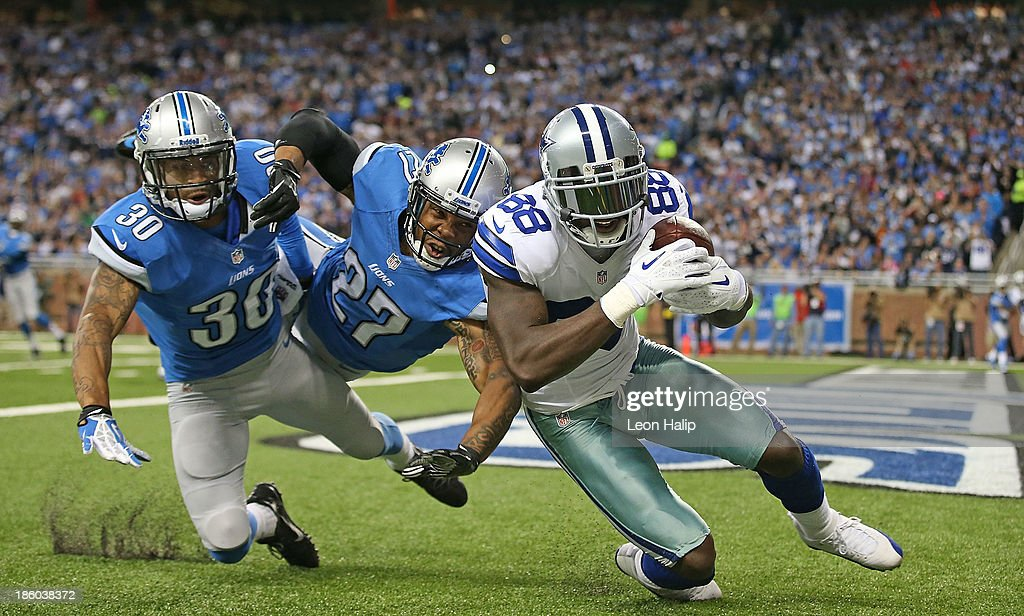 Dallas Cowboys v Detroit Lions