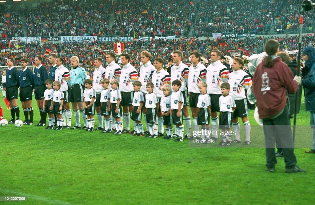 Deutschland Qualifikation