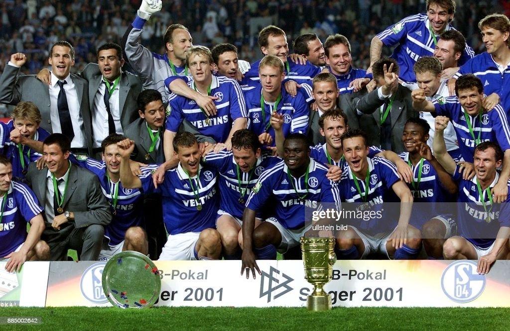Dfb Pokal 2001
