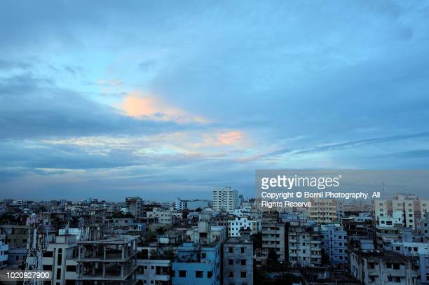 dhaka after rain - dhaka stock pictures, royalty-free photos & images