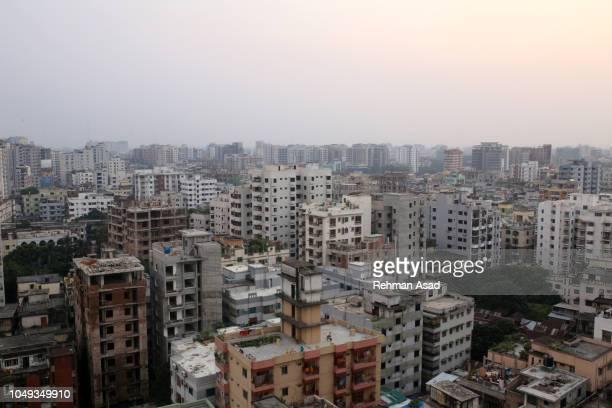 dhaka city - dhaka stock pictures, royalty-free photos & images