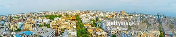 Dhaka panorama